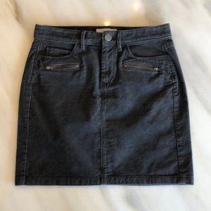 New with tag Ann Taylor Loft corduroy skirt